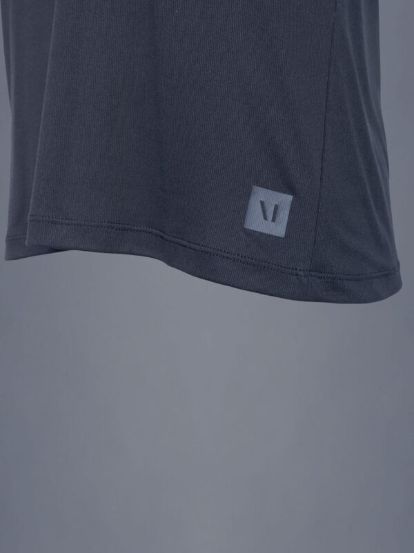 Sustainable sports t-shirt made from biodegradable material