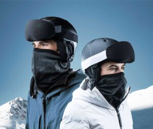 Winter protective mask
